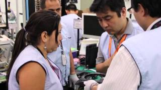 Inside Sony Brazil's  Console Manufacturing Planet - Ps3 Manufacturing