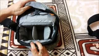 lowepro Event Messenger 150 vs Lowepro Nova 160 AW
