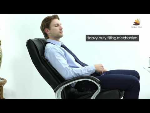 Zurich High Back Office Chair
