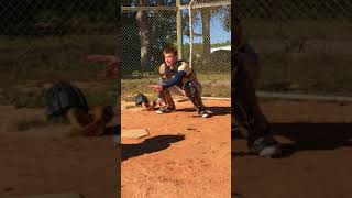 Wesley Mann - Catcher - Class of 2021 - Receiving Primary