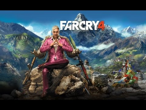 Far Cry 4 | FC4 | Gameplay | Ultra Settings | 720p | Nvidia GT840M and Download link
