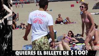 Besos Faciles (TERMINA SEXUAL) chicas sexis en la playa