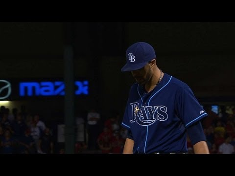 Price goes distance to put Rays in postseason
