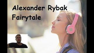 Alexander Rybak Fairytale (Cover)| Eurovision Song Contest