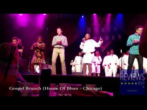 REVIEWS937: Gospel Brunch at the House of Blues Chicago