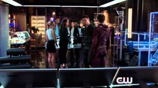 Arrow - Episode 3x08: The Brave and the Bold (The Flash Crossover) Sneak Peek #2 (HD)