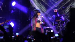 Rihanna LIVE in Mexico City - 777 Tour