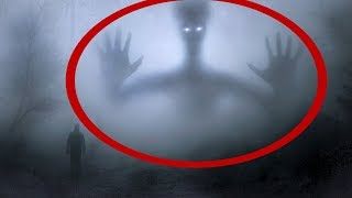 10 Ghosts & Unexplained Things Caught On Tape! Real Or Fake Ghost?