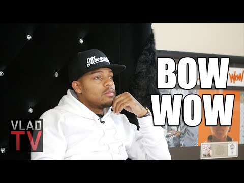 Bow Wow: Rapping on Stage w/ Snoop Dogg at 5, Going Triple Platinum at 13