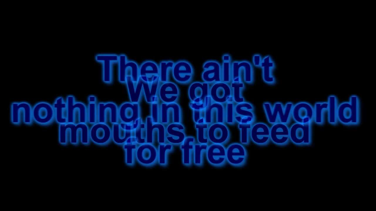 Ain no stressin lyrics