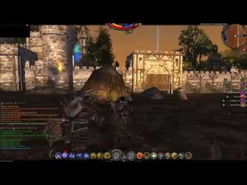 Darkfall Unholy Wars - Asset damage
