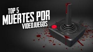 5 Muertes Relacionadas con Videojuegos / Fedelobo/