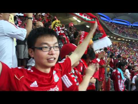 YNWA In Malaysia 2011