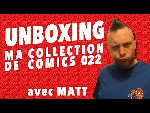 Unboxing : ma collection de comics 22 (spéciale oldies)