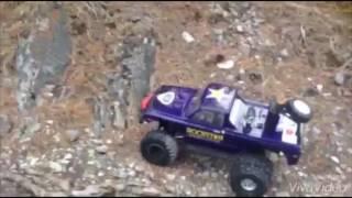 Baixar Crawling w/ wraith -summit lt -scx10  @ Rocky Mountains AB