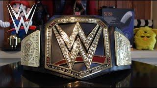 2014 WWE CHAMPIONSHIP MATTEL KIDS TOY BELT REVIEW