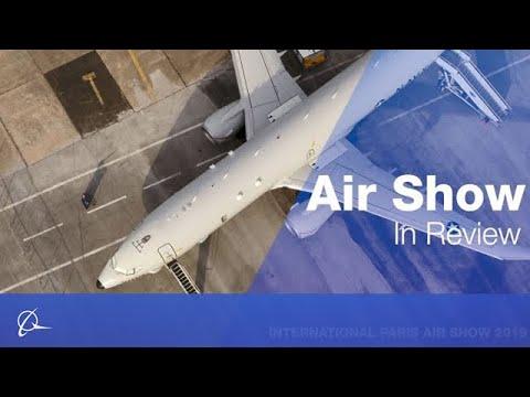 Paris Air Show: Day Four Highlights