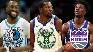 1 Free-Agency Prediction for Every NBA Team