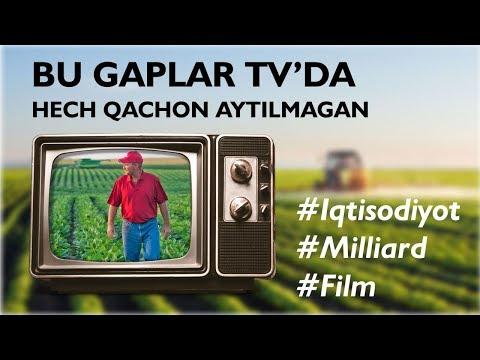 Ochiqchasiga Aytilgan GAPlar! | Iqtisodiyotimizni Ko'tara Oladigan Soha | KUNUZ FILMI