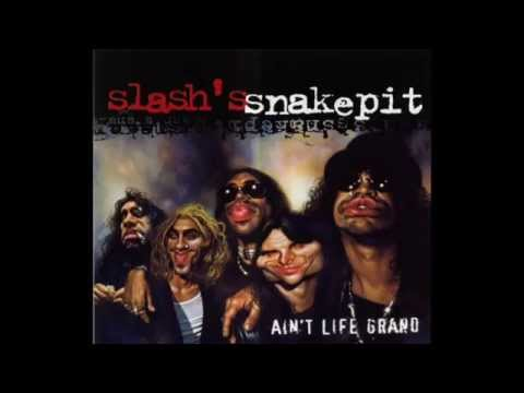 Slash's Snakepit Ain't Life Grand 2000 Full Album Version HD