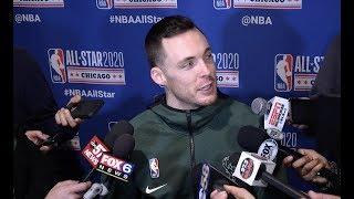 I've always had fun with the stereotype - Pat Connaughton Press Conference | 2.15.20