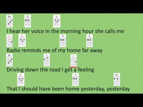 83 Mb Country Roads Ukulele Chords Free Download Mp3