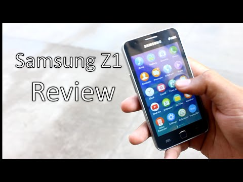 Samsung Z1 Complete Quick Review