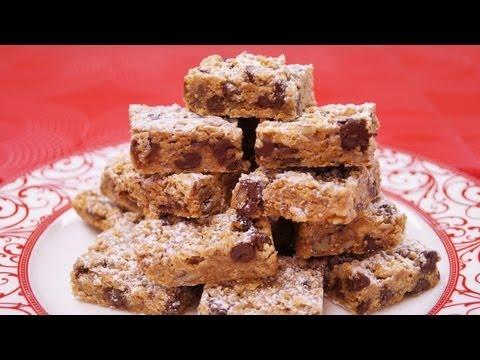 Coconut Chocolate Chip Cookie Bars Recipe: Easy: How To Make: Diane Kometa-Dishin' With Di #101
