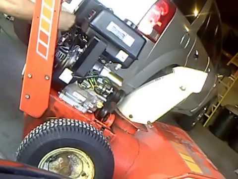 Harbor freight 420cc predator engine swap onto a for Harbor freight blower motor