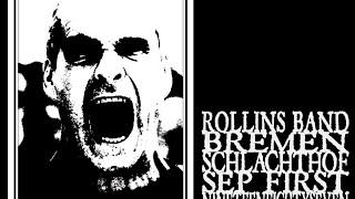 Rollins Band - Bremen 1987