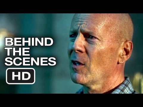 A Good Day to Die Hard Behind The Scenes (2013) - Bruce Willis Movie HD