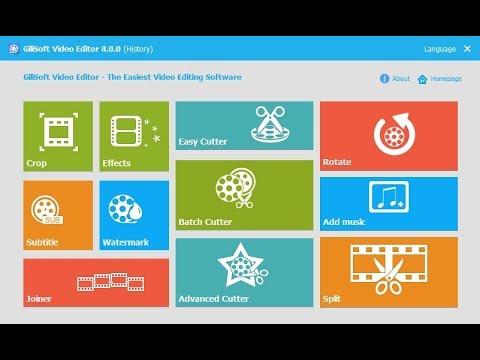 Hướng Dẫn Cài Đặt GiliSoft Video Editor 8.0 Full Mới Nhất 2017 | Chiase246.com