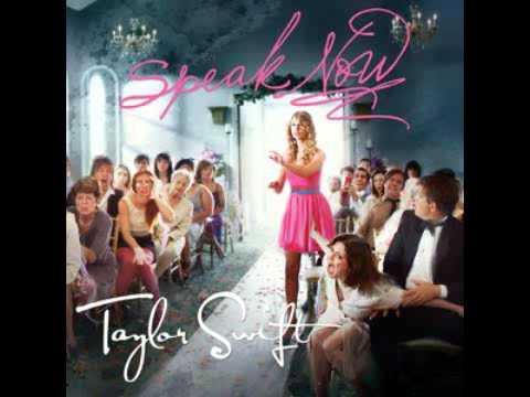 """""""Speak Now"""" [Karaoke/Instrumental]"""