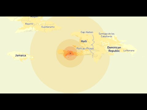 More than 300 people dead after 7.2-magnitude earthquake strikes ...