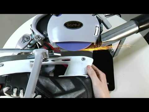 SSM-2 Skate Sharpening Machine - Instruction
