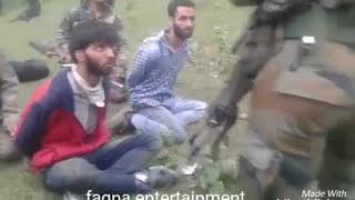 Jammu kashmir  pakistani tererist..kip indian army
