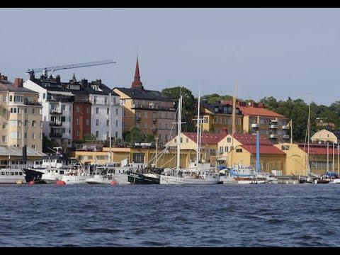 Déplacement ENL à Stockholm (reportage)