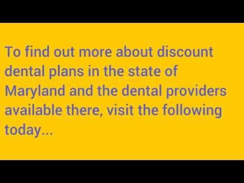 Dental Plans Maryland, Save Big In Baltimore, Columbia, Statewide!