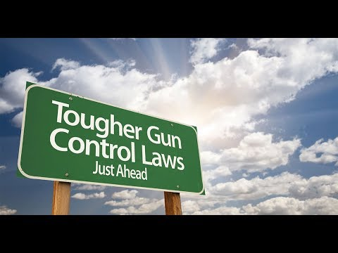 Gun Control Goons Show Their Hand For 2019 and Beyond