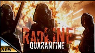 RadLINE Quarantine Gameplay (No commentary, zombies, PC Game).