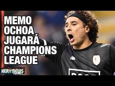 OCHOA ES DE CHAMPIONS | CHICHARITO TIENE NUEVO DT | JOYA DE VELA | MALECK HACE DOBLETE