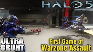 Halo 5 | Warzone: Assault | Gameplay (60FPS)