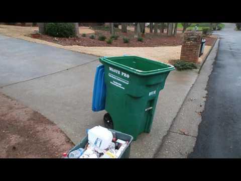 Waste Pro, Gwinnett County, Epa, Corps of Engineers. Make It Stop!