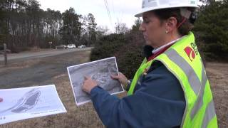 Duke Energy media tour 2-4-14 at Dan River re: coal ash spill