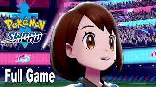 Pokémon Sword - Full Gameplay Walkthrough Part 1 (Full Game) [HD 1080P]
