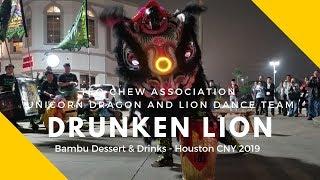 TCT Drunken Lion Dance - Bambu Chinese New year 2019