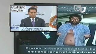 Procurador informa sobre presunto secuestrador de Jilotepec