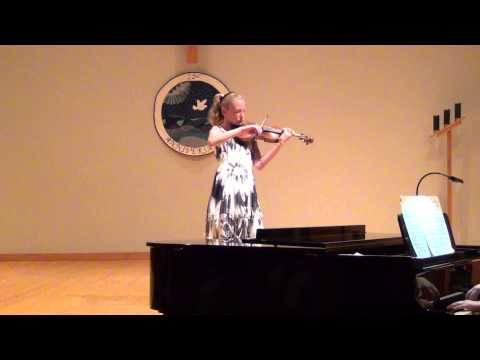 Largo from New World Symphony in E Minor, A. Dvorak
