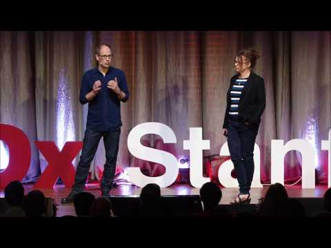 Addiction, Prison & Recovery: One Couple's Story | Susan Stellin & Graham MacIndoe | TEDxStanford