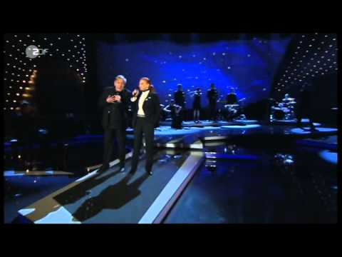 "Stephan Sulke feat. Milva - ""Das muss doch gehn"" (German TV, April 2, 2011)"